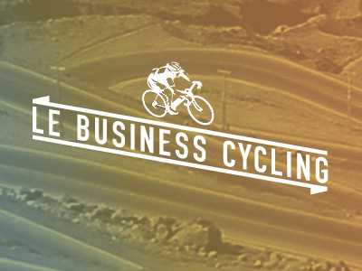 LE Business Cycling. Logo