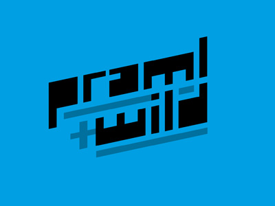 praml+wild. Logo+Teaser